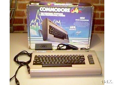 burgertime Commodore 64 home computer
